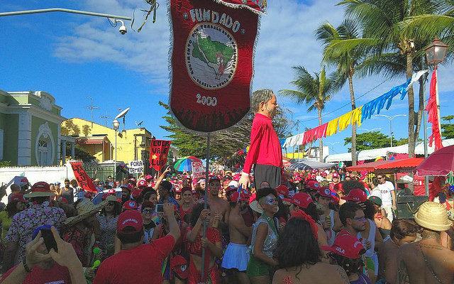 Carnaval é tempo de reafirmar as dimensões da luta