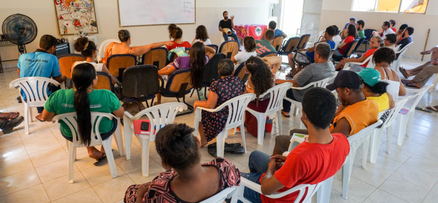 MST realiza II Seminário da Metodologia Camponês a Camponês no Vale do Rio Doce (MG)