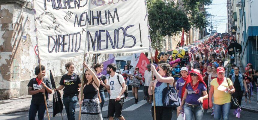 Gaúchas participam do 1º Encontro Nacional das Mulheres Sem Terra