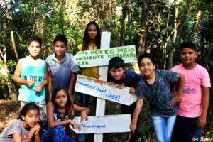 Grêmio em escola de assentamento de SP realiza ação de preservação do meio ambiente