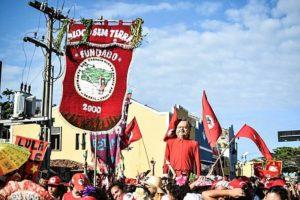 20 anos que o Carnaval é a festa do povo e do MST