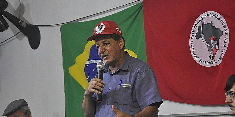 """""""Vamos defender a reforma agrária e o MST"""", aponta dirigente de Pernambuco"""