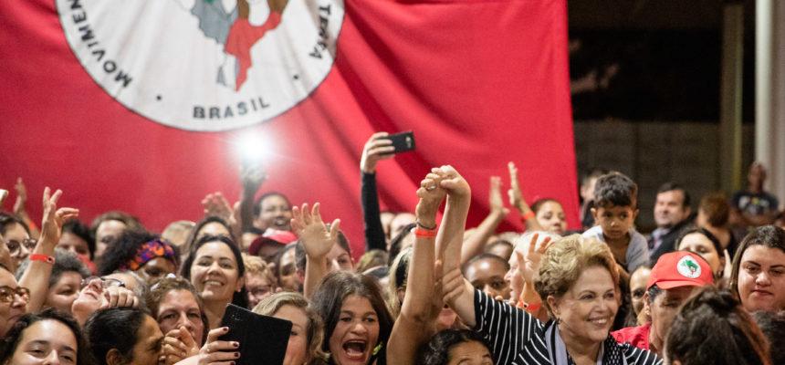 Entrevista exclusiva com Dilma Rousseff