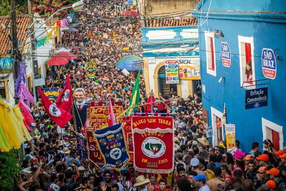 MST Carnaval Pernambuco