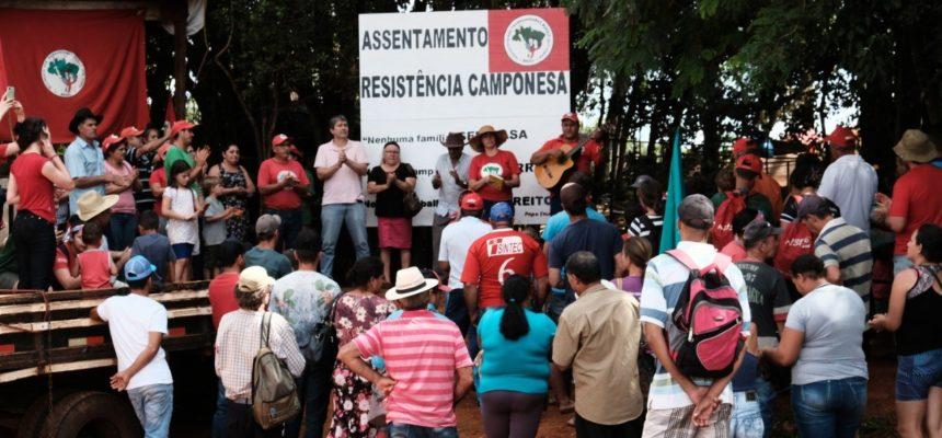 Bispo da CNBB irá celebrar missa contra despejos em Cascavel (PR)