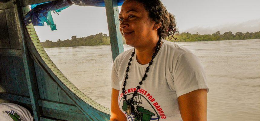 Dilma Ferreira: seu exemplo nos inspira a lutar