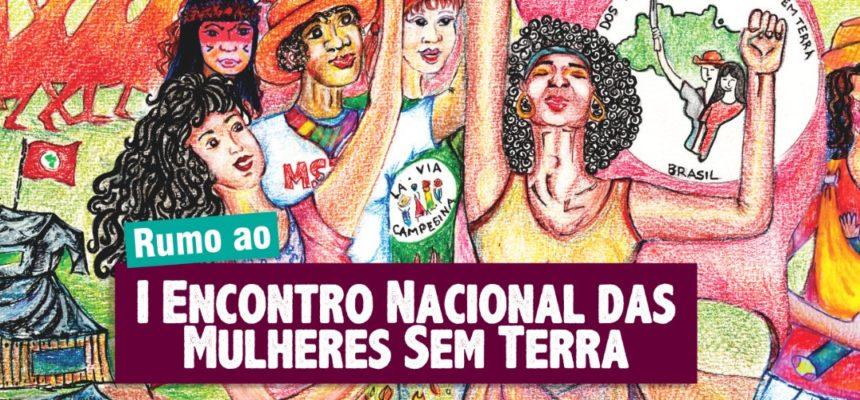 Mulheres Sem Terra ocupam Brasília