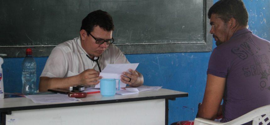 MST realiza mutirão de saúde no Extremo Sul da Bahia