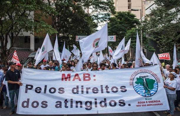 MAB exige aprovação urgente da Política Nacional dos Atingidos por Barragens