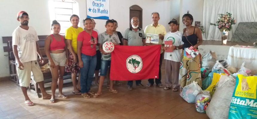 No Maranhão, MST realiza ações de solidariedade com famílias desabrigadas