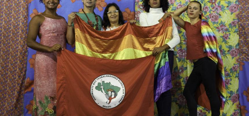Diversidade e luta LGBT presentes no Encontro Nacional das Mulheres Sem Terra