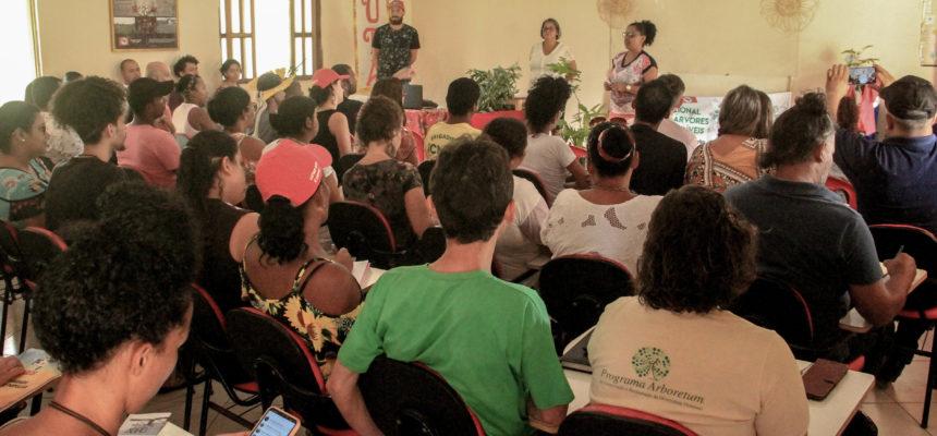 Bahia debate a campanha nacional de plantio de árvores