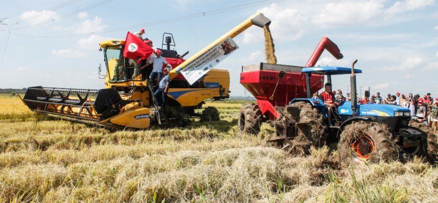 Lula é presença confirmada na festa do arroz orgânico, no RS