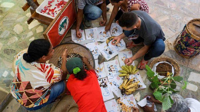 Famílias assentadas do sudeste de Minas Gerais iniciam formação de cooperativa