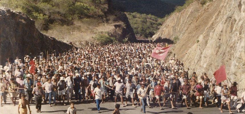 MST comemora 24 anos da ocupação da Chesf, marco histórico em Sergipe