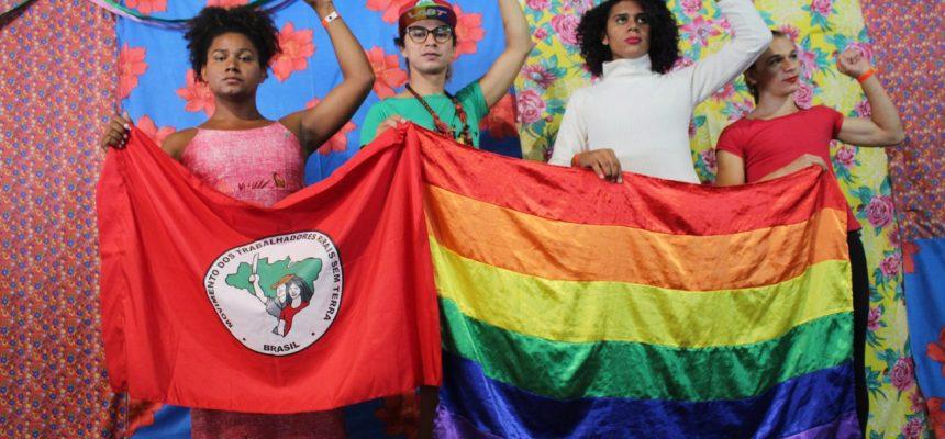 """""""Se tem machismo e LGBTfobia não há reforma agrária"""""""