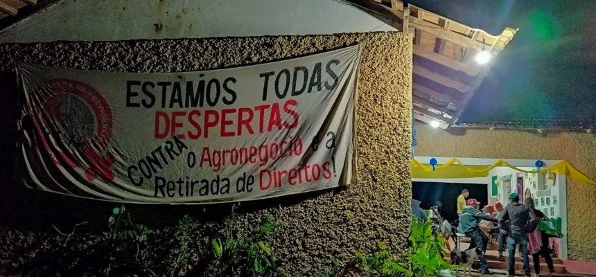 Acampamento Quilombo Campo Grande sob nova ameaça de despejo
