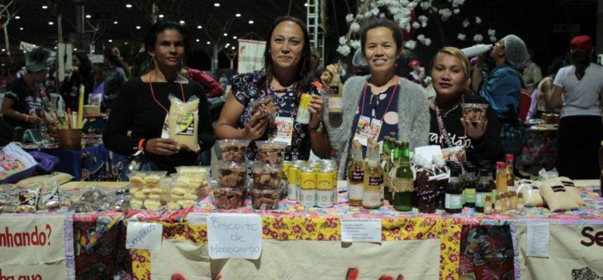 Mulheres se destacam na cadeia produtiva da mandioca na região Amazônica