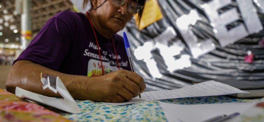 Memória e autocuidado: cartas resgatam histórias de mulheres Sem Terra