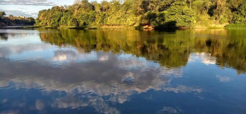 Às águas: gratidão, perdão, respeito e compromisso