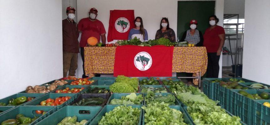 Ações de solidariedade Sem Terra se espalham pelo país durante pandemia