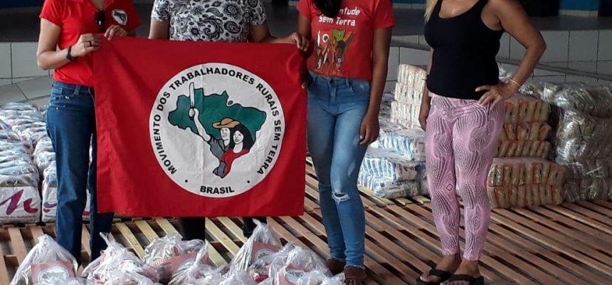 No Ceará, ação de solidariedade apoia famílias atingidas por enchentes em Inhamuns