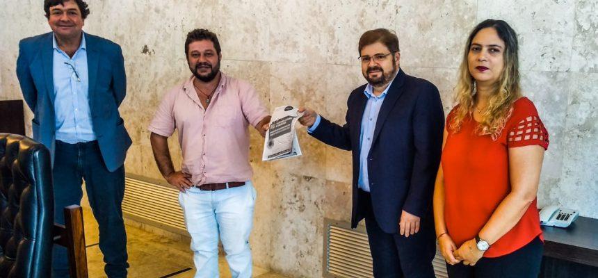 Em MG, Movimentos populares entregam documento com solicitações urgentes a Zema
