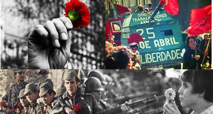 Cinco filmes para compreender a Revolução dos Cravos