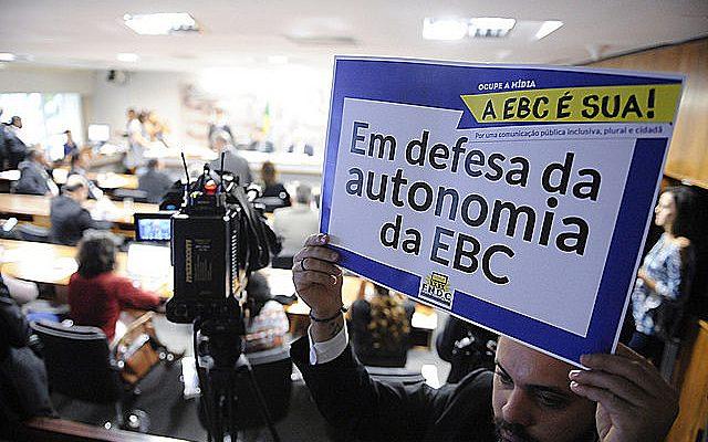Agência Brasil 30 anos: censura e silêncio
