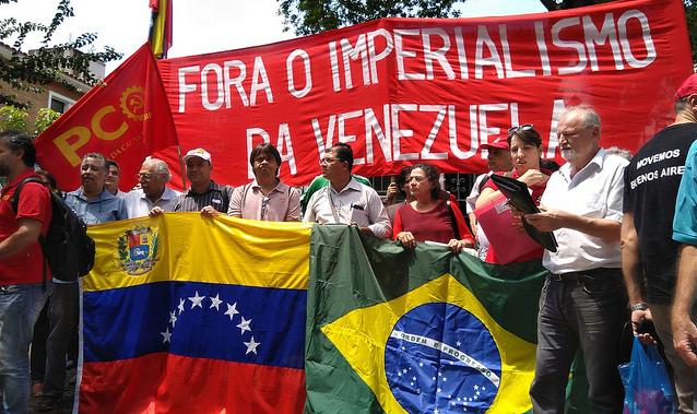 Nota em repúdio à expulsão do Corpo Diplomático da República Bolivariana