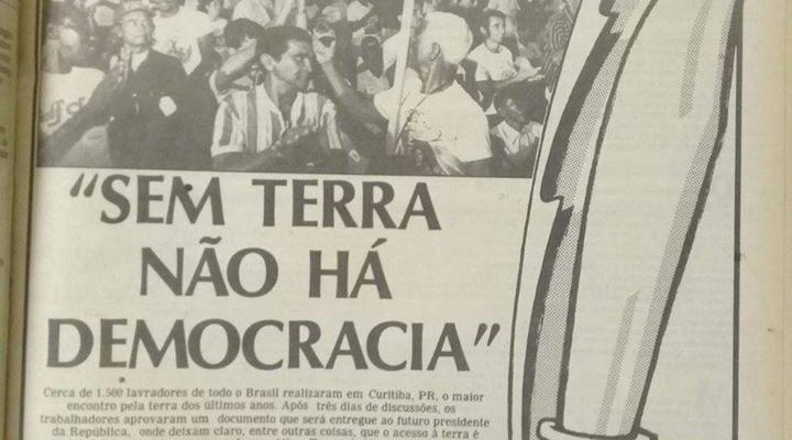 Jornal Sem Terra completa 39 anos, assentadas relembram trajetória