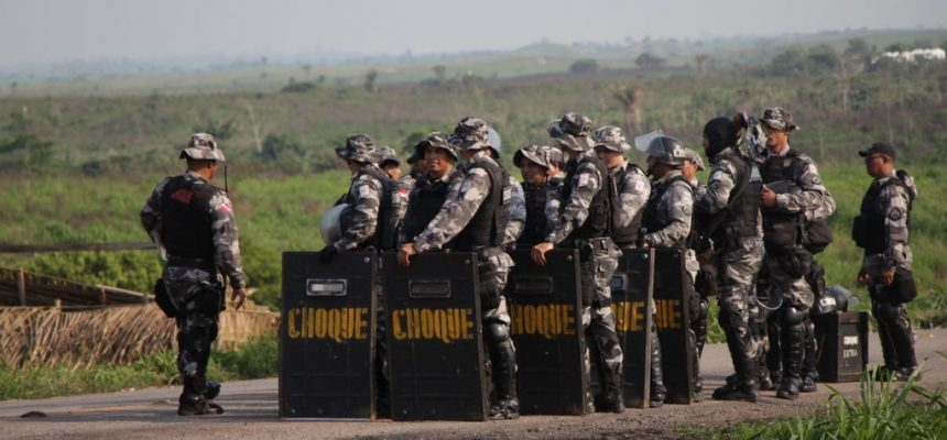 Nota de esclarecimento sobre as prisões no MST do estado do Pará