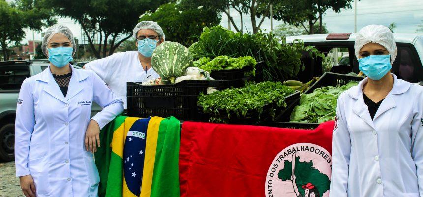 Na Paraíba, Solidariedade Sem Terra ajuda famílias e hospital