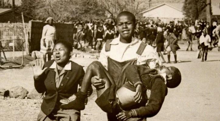 Levante de Soweto: um dia para não esquecer