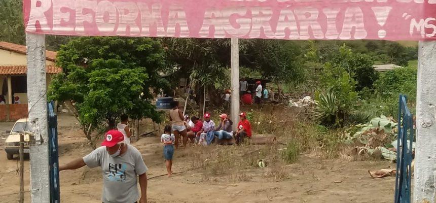 Em Joaquim Gomes (AL), assentados barram tentativa de compra de lotes