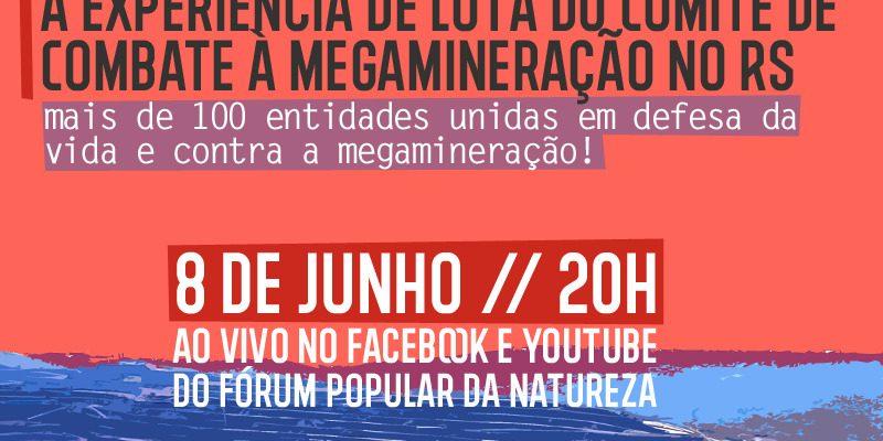 Territórios em risco: o avanço da megamineração no Rio Grande do Sul