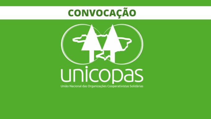 UNICOPAS convoca assembleia geral no enfrentamento ao coronavírus e à fome