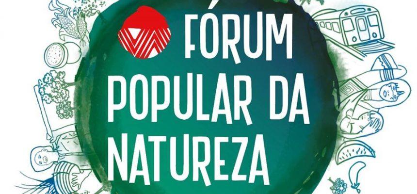 Organizações sociais lançam Fórum Popular da Natureza