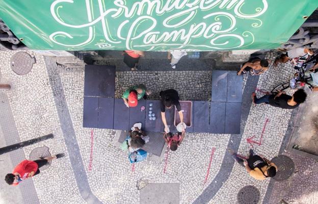 Marmitas Solidárias: ação distribui alimentos da agroecologia no Rio de Janeiro