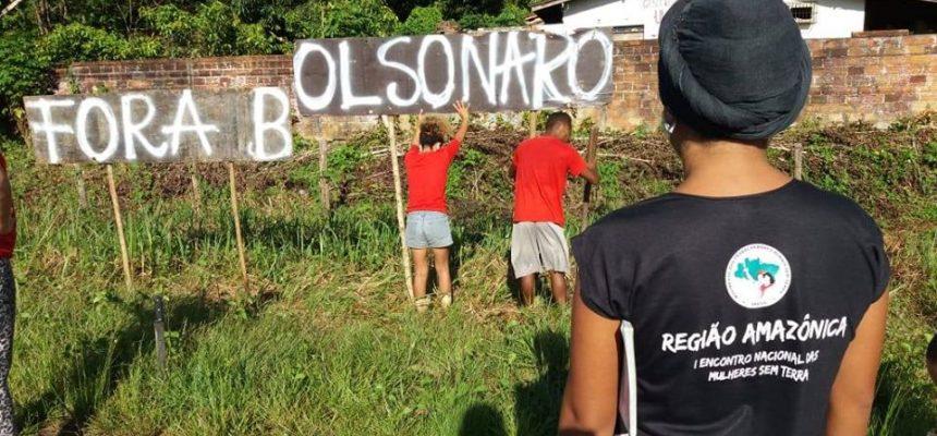 Bolsonaro veta socorro financeiro para agricultores familiares durante a pandemia