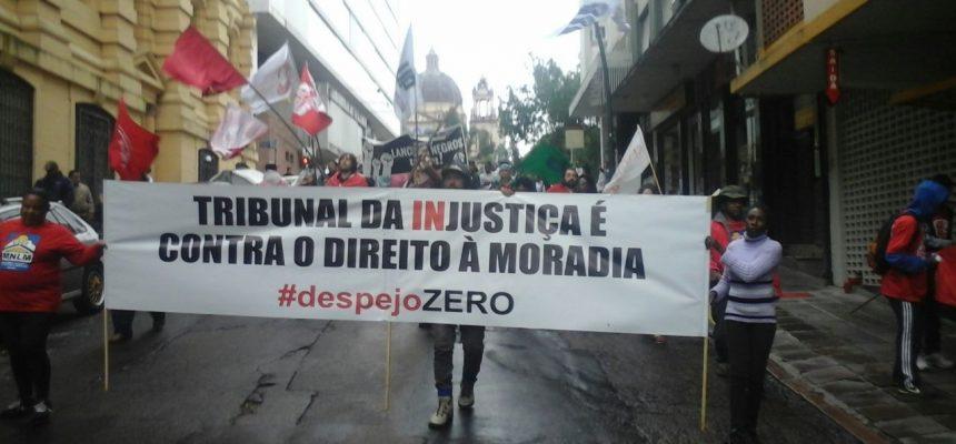 Campanha Despejo Zero: pela garantia da moradia digna no campo e cidade