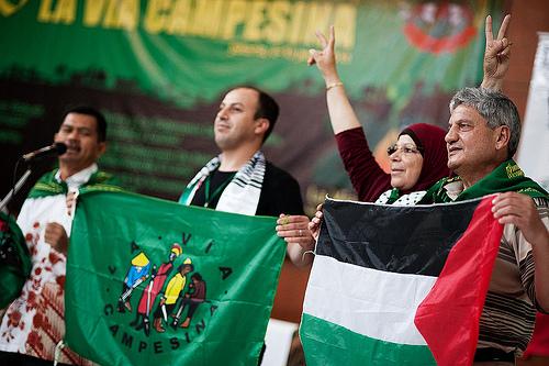 Via Campesina condena o plano de anexação colonialista na Palestina