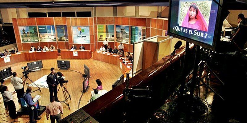 Criada para democratizar comunicação na América Latina, Telesur completa 15 anos