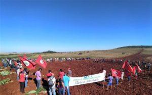 Após invasão e destruição de lavoura, MST inaugura Centro de Produção Agroecológica no Paraná
