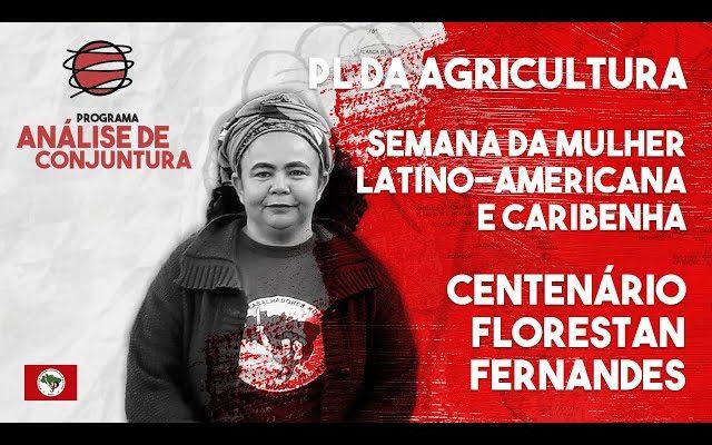 Lucineia Freitas | PROGRAMA SEMANAL DE ANÁLISE DE CONJUNTURA
