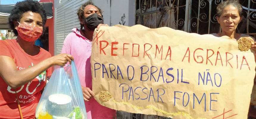 Ação de solidariedade marca o Dia do Trabalhador Rural em Imperatriz (MA)