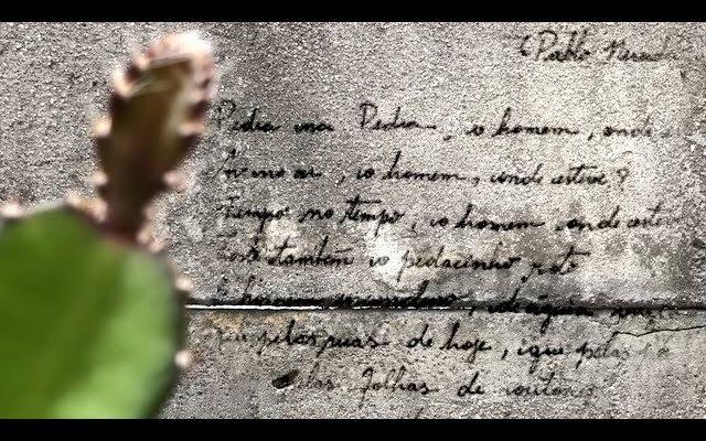 Viva Pablo Neruda!