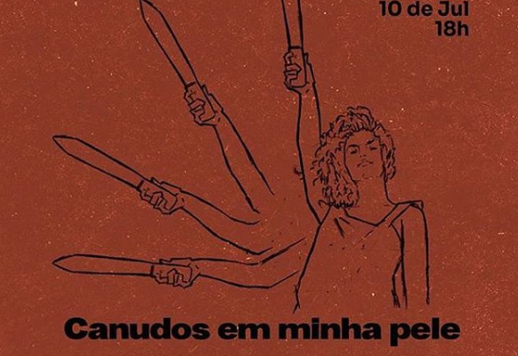 """Vídeo-arte """"Canudos em minha Pele"""" estreia nesta sexta"""