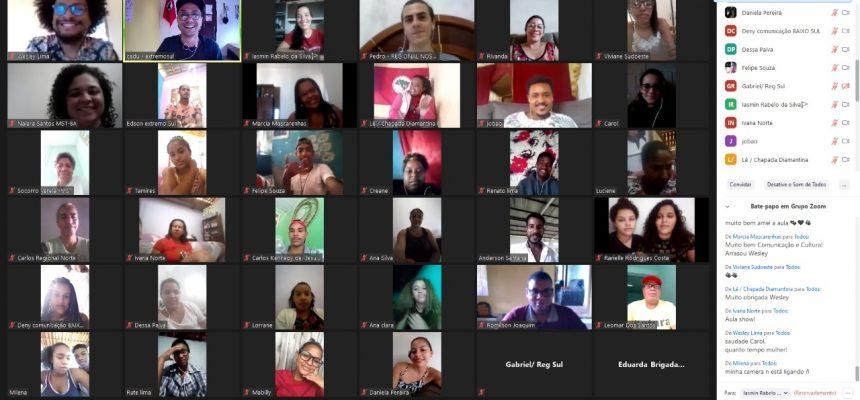 MST na Bahia realiza primeiro Curso de Comunicadores Populares online