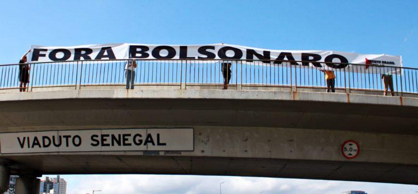 Plenária Fora Bolsonaro em MG fortalece luta contra o presidente mais impopular da história